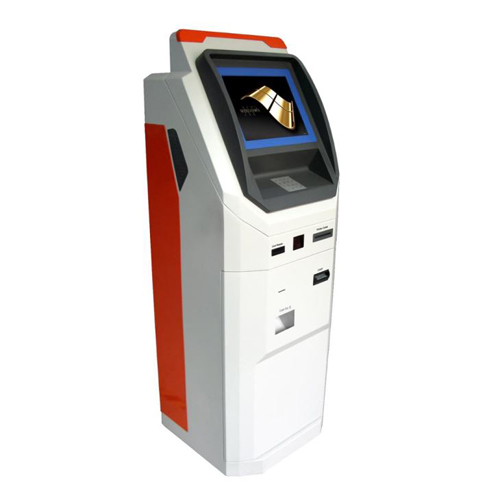 Self-Service Custom Currency Exchange Kiosk Machine With High Speed