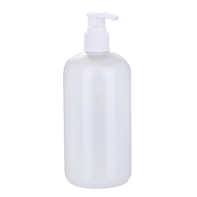 500ML CHINA Factory Price PE Hand Sanitizer Bottle
