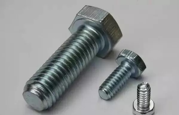 What is the difference between the three concepts of bolts, screws, and screws?